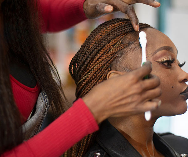 18+ Coiffure afro gaillard idees en 2021